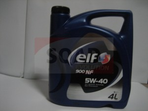 OLEJ ELF EVOLUTION 900NF 5W40 4L