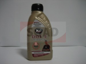 K2 TURBO DOT4 BRAKE FLUID 0,5 L